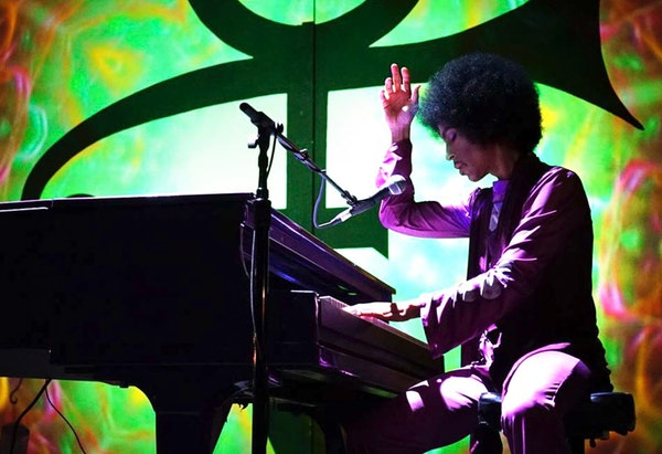 Last winter's solo performances were some of Prince's most personal ever.