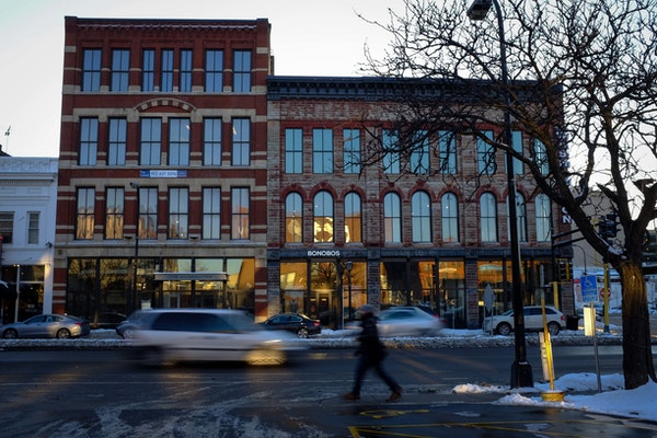 A glimpse of the future of retail can increasingly be found in the North Loop. That's where Bonobos has recently opened its first Minnesota location.