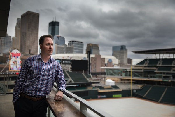 Derek Falvey rose through baseball's ranks by showing savvy and dedication, traits that certainly could benefit the Twins.