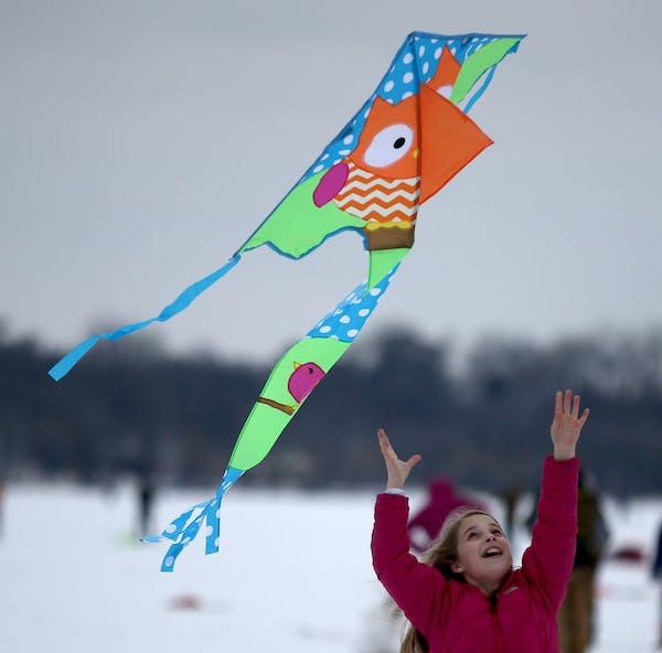 Winter festivals will pop up across Minnesota next weekend.