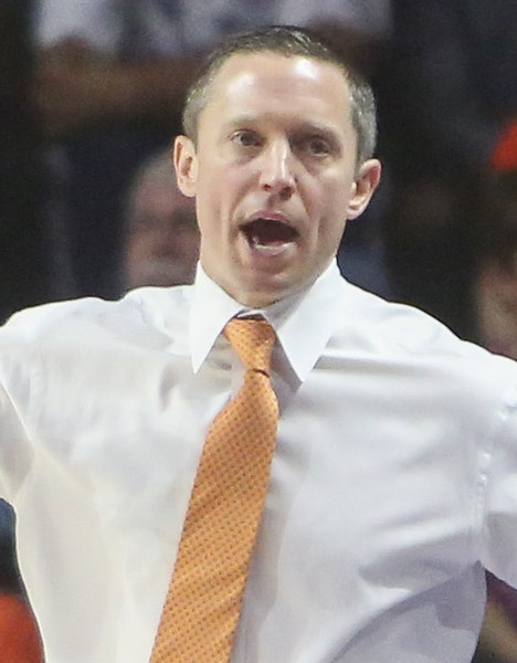 Florida coach Mike White has the Gators on a roll.