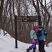 Wisconsin's ColdCaching program includes a self-guided GPS tour of glacial history for families at Devil's Lake State Park.