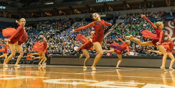 Eastview's jazz dance team is the defending champion in Class 3A and is going for its fourth state title.