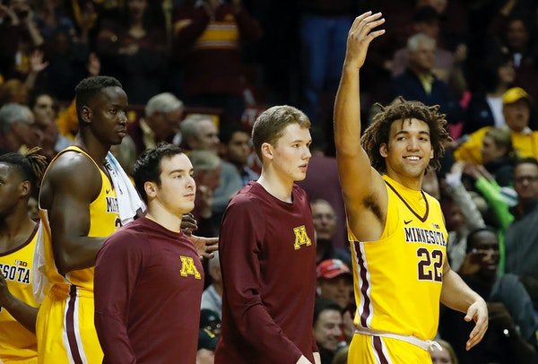 A six-game winning streak puts the Gophers men's basketball team in the best position in more than a decade to finish with a Big Ten record above .5