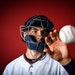 Twins catcher Jason Castro was photographed during team picture day Thursday morning.