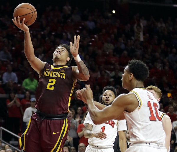 Gophers full of praise after upset at No. 24 Maryland