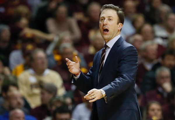 Richard Pitino has guided a Gophers turnaround from 8-23 to 20-7.