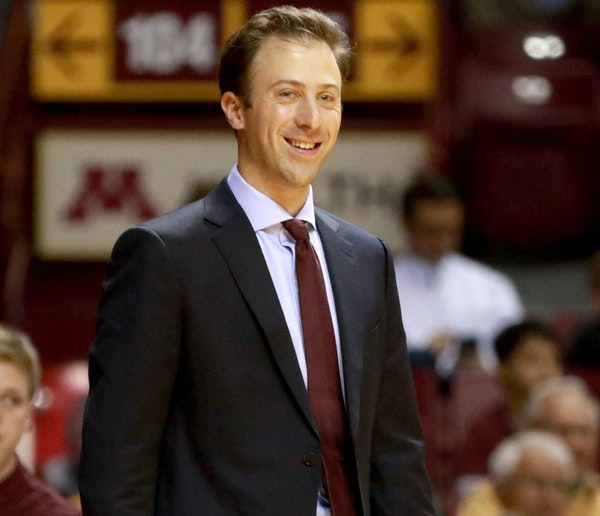 Richard Pitino led the Gophers to a 23-win regular season and a No. 4 seed in the Big Ten tournament.