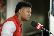 Oklahoma RB Joe Mixon's off-field problems cost him an invite to the NFL combine.