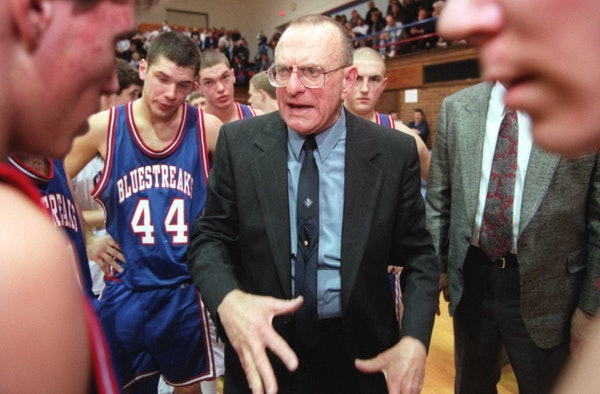 Chisholm's Bob McDonald is the winningest coach in state history.