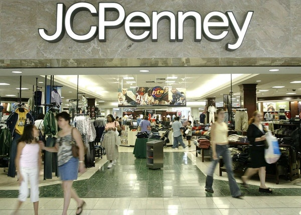 J.C. Penney first disclosed last month that it would shutter about 130 to 140 stores.