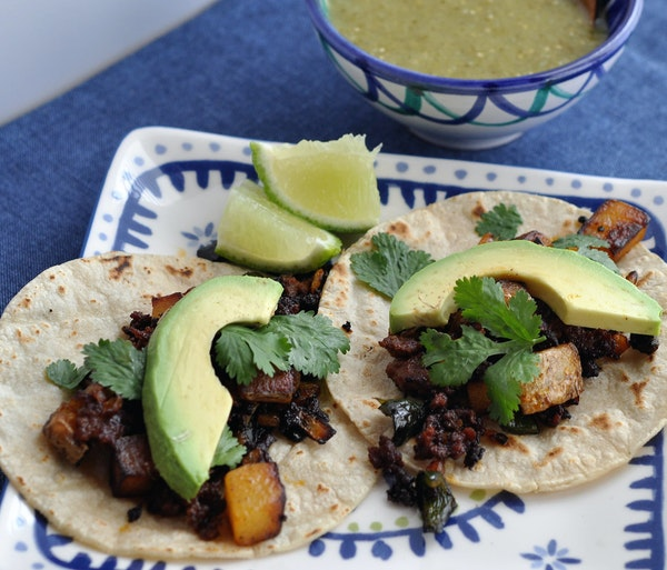Chorizo tacos. photo by meredith deeds * special to the star tribune