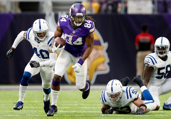Will the Vikings be looking for a new kick returner?