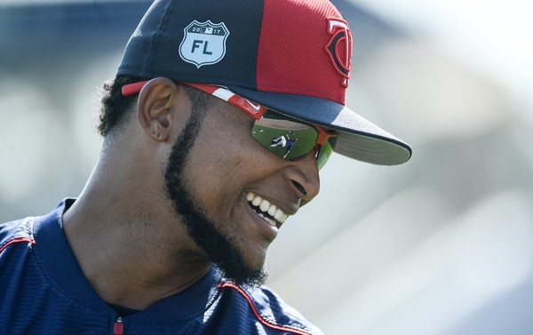 Even Ervin Santana, the closest thing to a lock in the Twins rotation, came ready to compete.