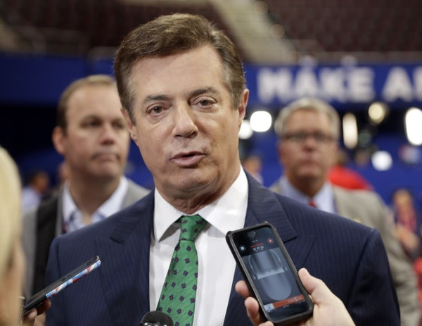 Manafort worked for Russian billionaire