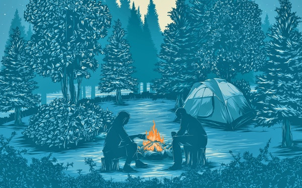 THE BIG LIST: CAMPING
