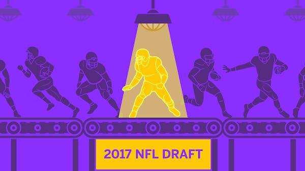 Vikings on the clock: Many picks left to meet team needs