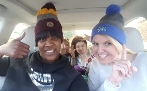 Ride divided: Families of Gophers, MTSU players carpool to Milwaukee
