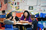 A St. Paul school residency program is helping Elizabeth Thao work to become a special-education teacher.