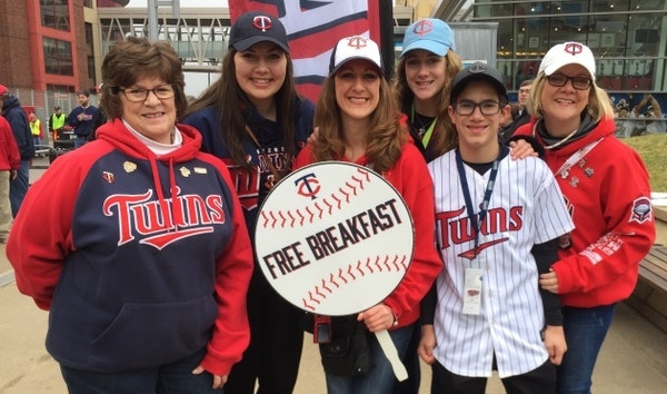 'It can't get any worse.' Twins fans share Opening Day feelings