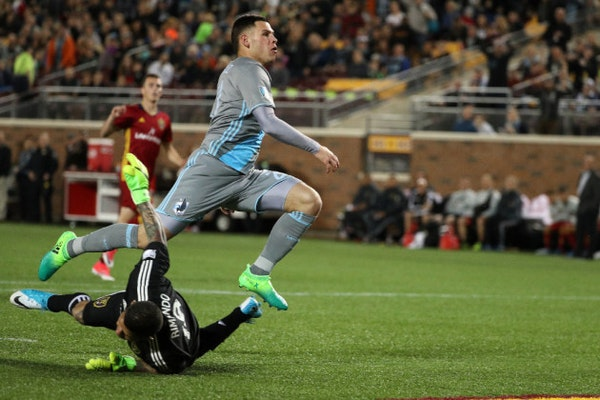Ramirez, Heath earn weekly MLS honors after United's first win ever