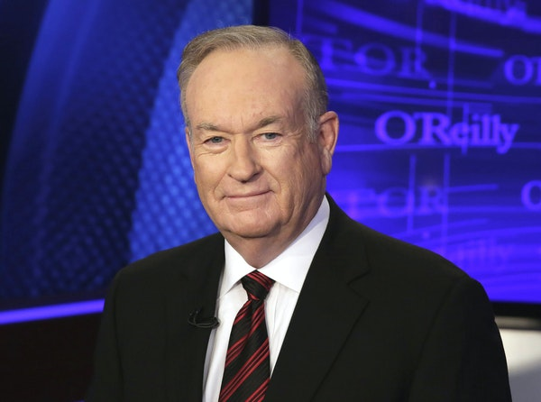 """Bill O'Reilly of the Fox News program """"The O'Reilly Factor,"""" said in a statement posted to his website that he is """"vulnerable to lawsuits"""" because"""