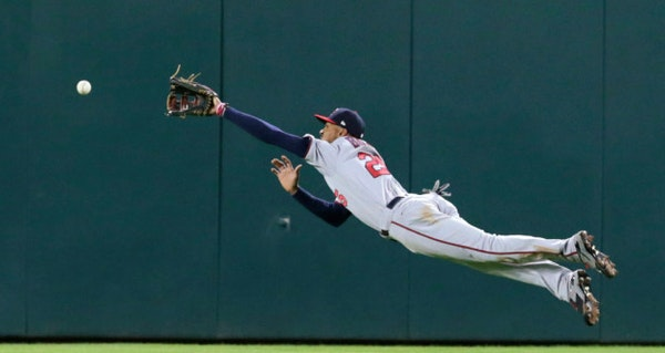 Today's bad idea from afar: Trade Byron Buxton for pitching