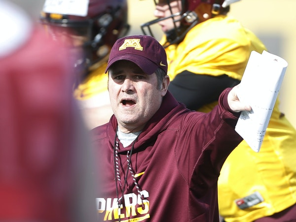 New Gophers offensive coordinator Kirk Ciarrocca runs a spread offense, relying on run-pass option plays.