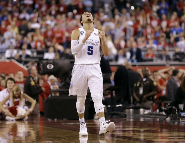 In the span of seven years, four current Timberwolves players won NCAA championships — Tyus Jones for Duke in 2015, Gorgui Dieng for Louisville in 2