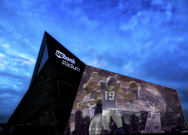 Super Bowl LII will be played in Minneapolis next February.