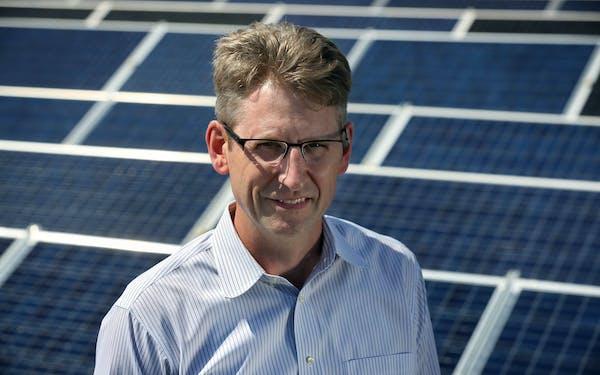 Jeff Hohn, CEO of Ten K Solar