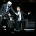 Steve Martin and Martin Short hammed it up during the encore at the Orpheum, where they return for a sold-out show Friday.