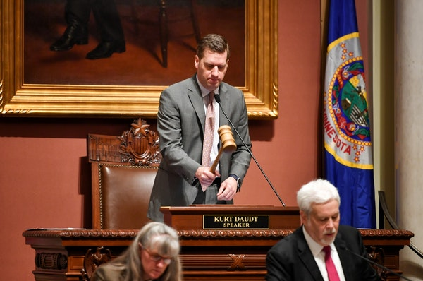 In April, House Majority Leader Kurt Daudt announced the names of members of key budget conference committees who, along with senators will start the