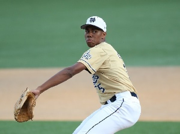 California prep pitcher Hunter Greene is armed with a 101-mph fastball.