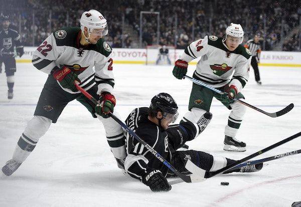 The Wild has significant restricted free agents to re-sign for the 2017-18 season, including Mikael Granlund (right) and Nino Niederreiter, and not a
