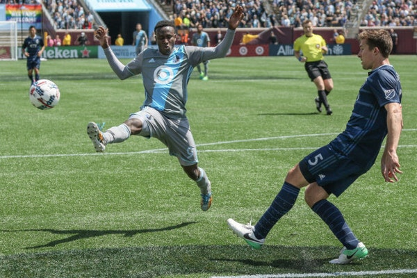 Postgame: The SoCal connections of Minnesota United FC's Danladi