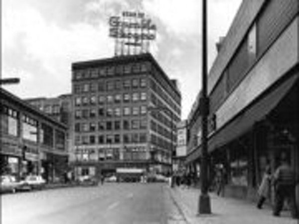 Then and now: See how 8th and Hennepin has changed since 1960