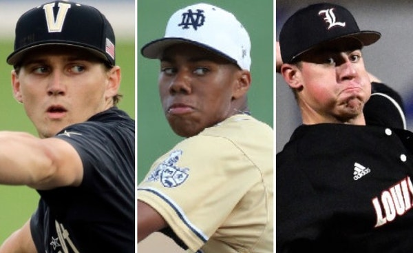 MLB mock drafts: Twins will pass on fame, versatility with No. 1 pick