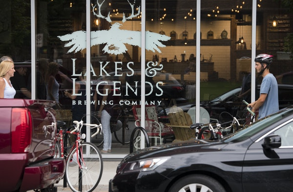Lakes & Legends, a taproom near Loring Park, got a variance to allow dogs indoors. It will host a Yappy Hour on Thursday.