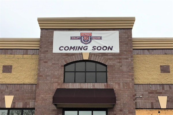 Union 32 Crafthouse is opening this summer in Eagan.