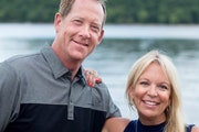Phil Housley is an assistant coach for the Nashville Predators, and wife Karin is a Minnesota state senator.
