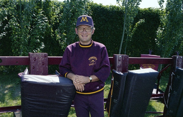 """Dick """"Matty'' Mattson, a Gophers equipment manager for 48 years, died last week from cancer at age 73."""
