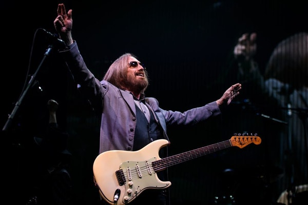 Tom Petty and the Heartbreakers performed Saturday night at Xcel Energy Center.