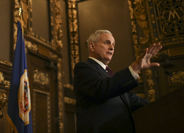 Gov. Mark Dayton's tenure has been especially good for Minnesota, where voters must ensure that his legacy lives on.