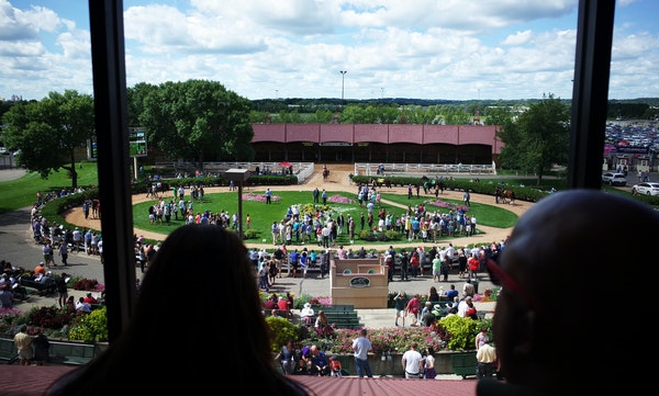 Canterbury Park is finally taking steps toward transforming nearly 180 acres of undeveloped land around its racetrack into residential and commercial