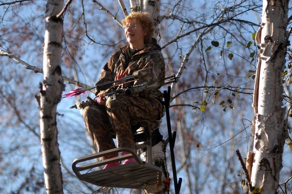 A past Ramsey County effort to cull deer. Archers will be authorized to take up to 115 deer for 2017-18, up from the 79 taken this past season