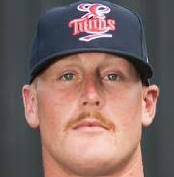 Twins minor league reliever Cam Booser has been hit with a 50-game suspension because of a second positive test for a drug of abuse.