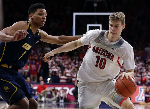 Lauri Markkanen's improving defense and shooting range for a 7-footer might be stretch forward skills the Wolves covet.