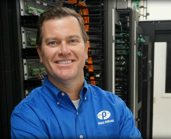 Dale Klein bought Parallel Technologies in 2005 when it was a St. Louis Park-based telecom-services firm.