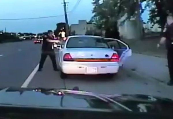 Dashcam video shows officer Jeronimo Yanez shooting Philando Castile.